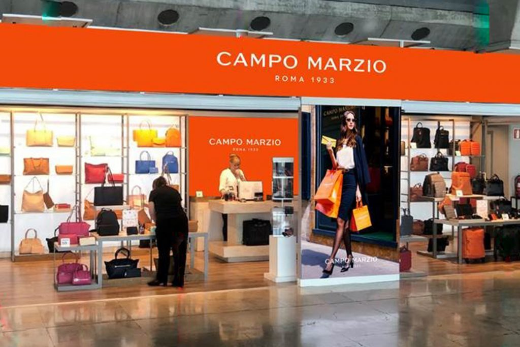 Campomarzio Madrid Terminal 4
